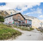 Motiv: Stahlhaus Berghütte