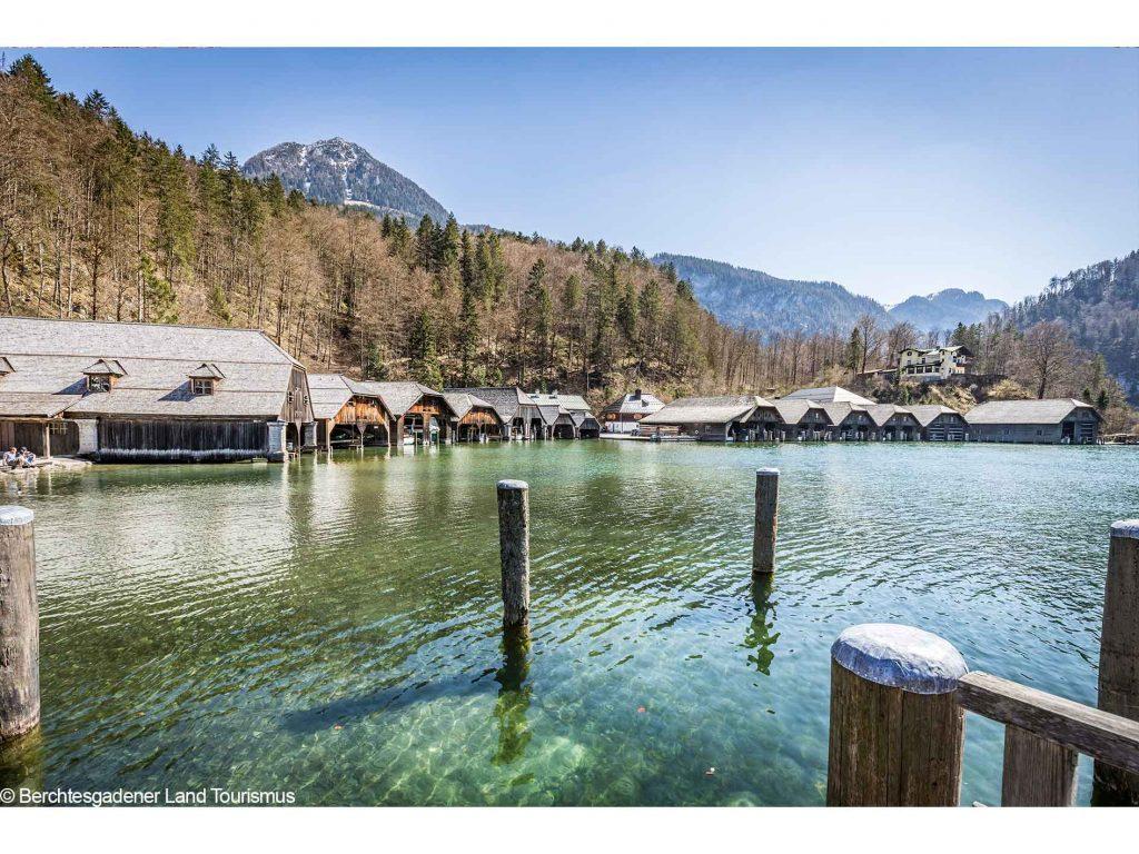 Bildmotiv: Seelende Königssee