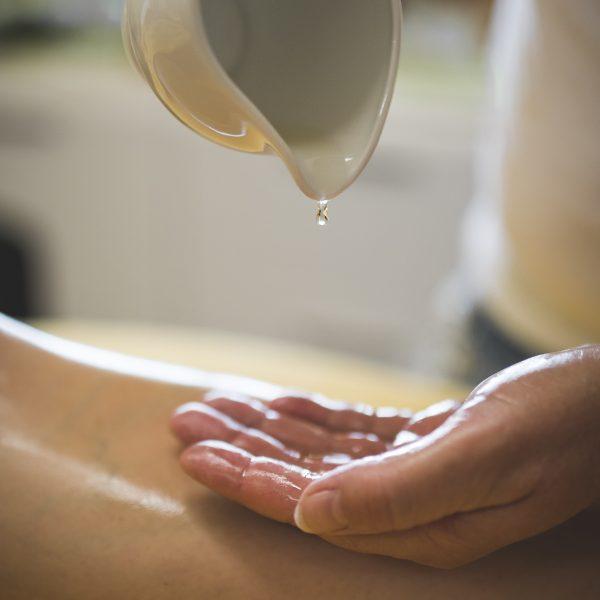 Wellness im Almdorf Vorderbrand - Aromatherapie